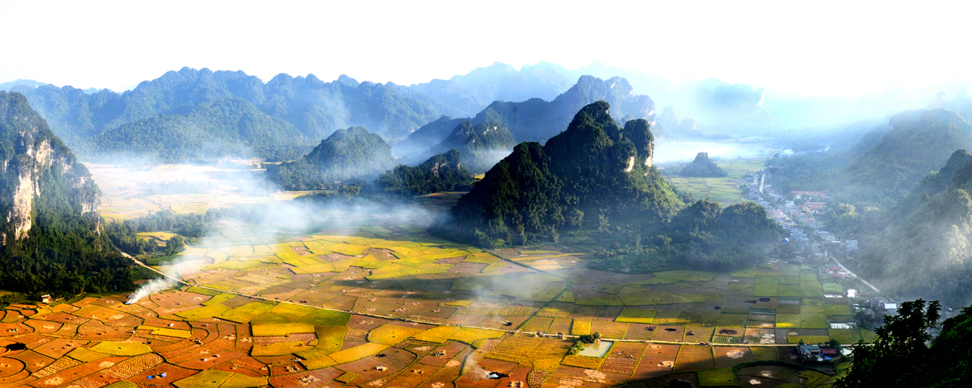 Tuyen Quang landscape photos - Ha The Do