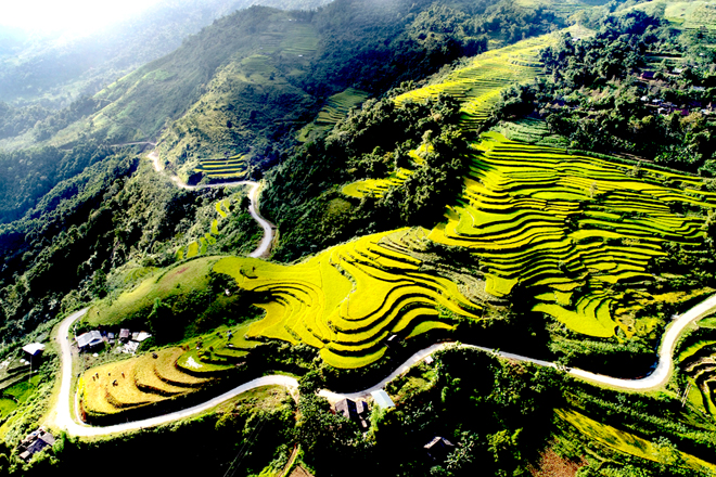 Tuyen Quang fully exploits huge potential of agricultural tourism
